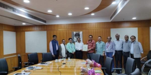 Deputy Chief Minister of Arunachal Pradesh visited NABARD Head Office at Mumbai