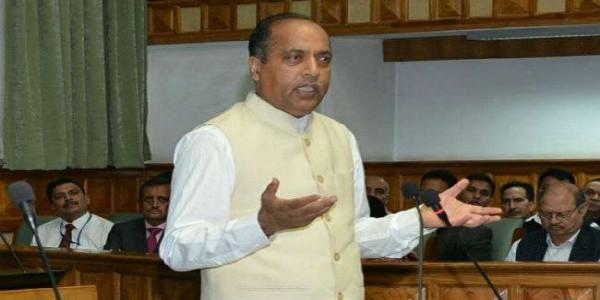 विधानसभा में बोले जयराम: नेहरू ने तोड़ा था, मोदी ने जोड़ा कश्मीर