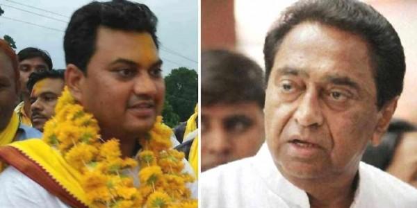 मध्य प्रदेश में बढ़ी कांग्रेस की मुश्किलें, पार्टी विधायक ने ही चुनावी मैदान में उतारे दो उम्मीदवार