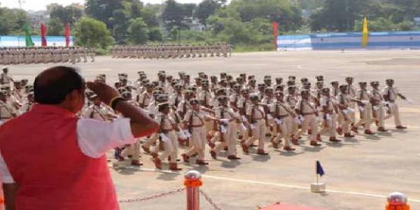 झारखंड पुलिस को मिले 2504 नये दारोगा, सीएम ने दी ईमानदार बनने की नसीहत