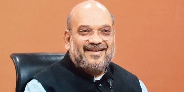BJP नमो ऐप के जरिए मांग रही चंदा, पार्टी अध्यक्ष अमित शाह ने दान किए 1000 रुपए