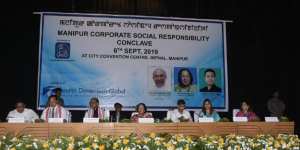 Manipur hosts country's first CSR conclave