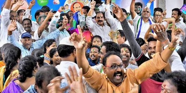 YSR Congress set for a big leap