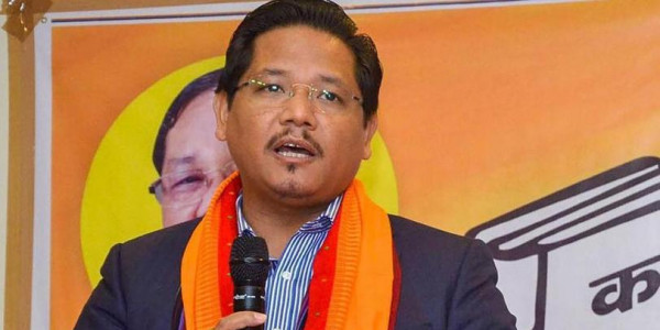 Meghalaya CM Concludes 4-day Bangladesh Visit, Pitches Modi's Vision