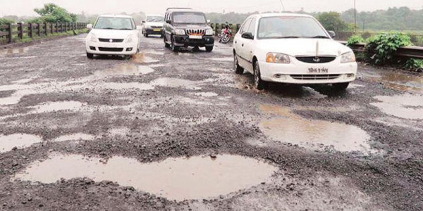 Potholes repair: HC seeks report from Goa govt in two days