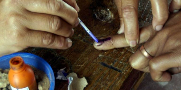 Kerala: voting disrupted due to heavy rains