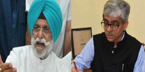पूर्व मंत्री राणा गुरजीत की सीएम के प्रिंसिपल सेक्रटरी को धमकी, जब समय आएगा देख लूंगा