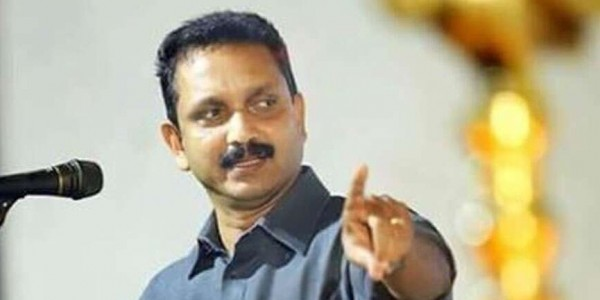 BJP's Kerala candidate K Surendran tops list of contestants with criminal cases, has 240 against him