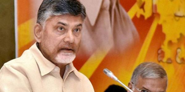 Chandrababu Naidu directs DGP to monitor law & order