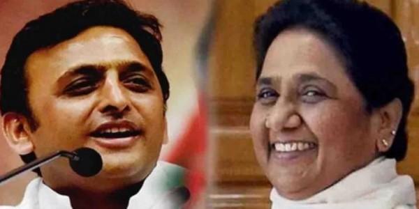 मायावती ने तोड़ा सपा के साथ गठबंधन, कहा- आगे होने वाले सभी छोटे-बड़े चुनाव BSP अपने बूते लड़ेगी