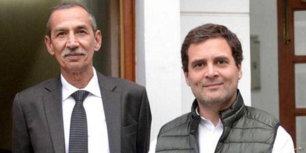 राष्ट्रीय सुरक्षा पर राहुल ने बनाई टास्क फोर्स, सर्जिकल स्ट्राइक के हीरो हुड्डा करेंगे लीड