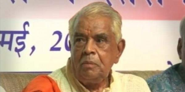 MP के पूर्व CM बाबूलाल गौर का 89 साल की उम्र में निधन, लंबे समय से थे बीमार