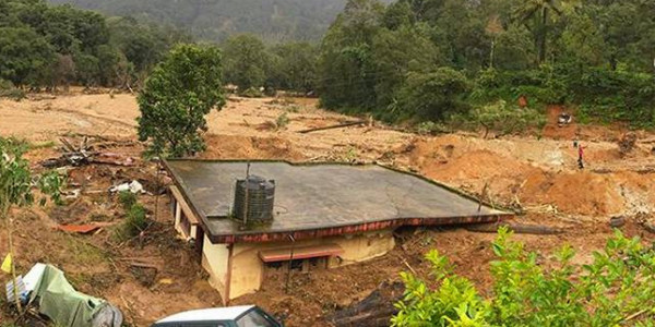 Govt. to pay ₹10,000 a month to those who lost houses in Kodagu floods