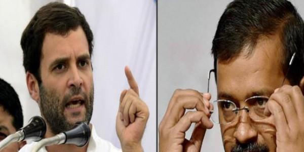 सेना पर विवादित बयान मामला: राहुल गांधी ने केजरीवाल को दिखाया आईना