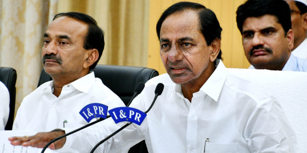KCR is all praised for supporting toddy tappers