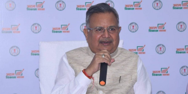 cm raman singh submits resignation concede defeat takes responsibility