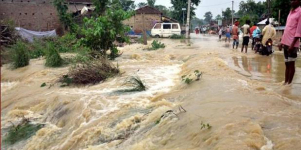 Monsoon mayhem: Floods claim 15 lives in Assam, 24 in Bihar