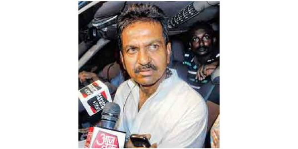 Bribery charge against former BJD minister Sarada Nayak