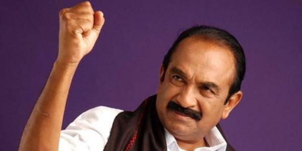 Hindi has lowered debate standards in Parliament: Vaiko