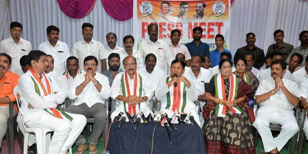 Congress confident in old Nizamabad