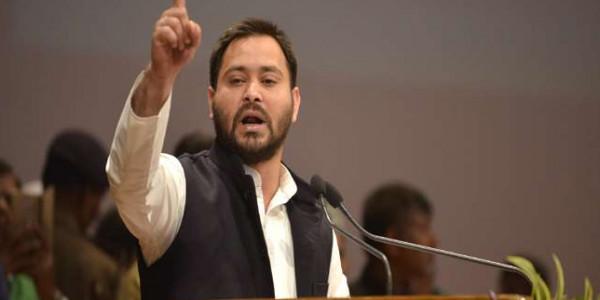 मुख्यमंत्री नीतीश कुमार को लेकर तेजस्वी का बड़ा ऐलान
