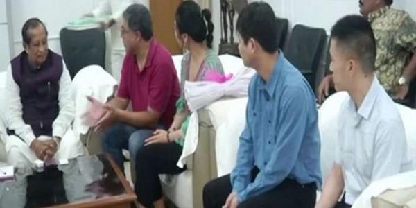 ओडिशा विधानसभा अध्यक्ष से मिला चीनी प्रतिनिधिमंडल: कम कीमत पर घर तैयार करने का दिया प्रस्ताव