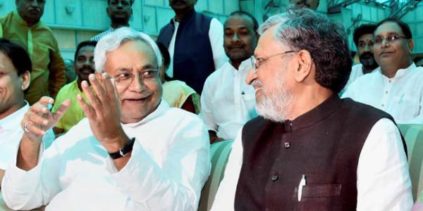 बिहार MLC चुनाव : नीतीश-मोदी समेत एनडीए के 6 नेताओं ने किया नामांकन