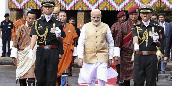 बुद्ध, ताकत, चंद्रयान... भूटान यूनिवर्सिटी में PM