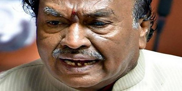 Let JD(S)-Congress alliance touch double figures: Eshwarappa