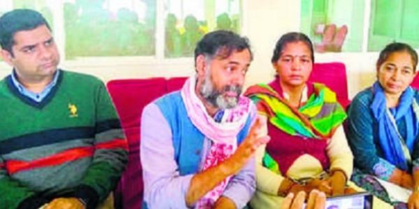 सुरक्षा के सवाल पर देश में बने राष्ट्रीय सहमति : योगेंद्र यादव