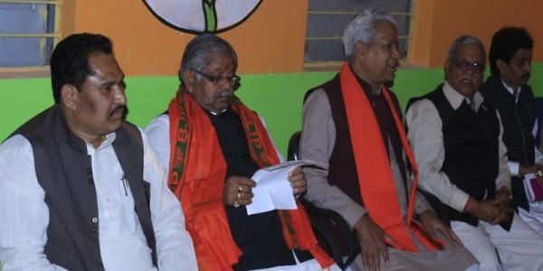 भाजपा संगठन का होगा विस्तार, उसेंडी की टीम में जुड़ेंगे नए चेहरे