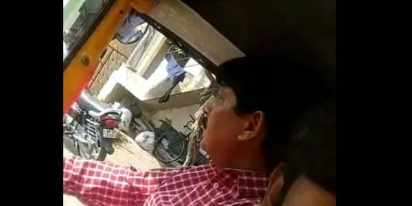 mla-ramesh-mendolas-auto-rickshaw-driving-video-viral