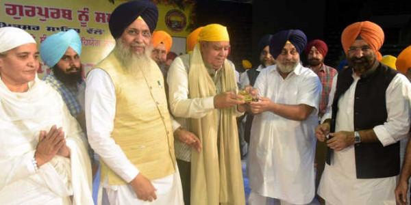 Guru's teachings relevant in all spheres: Bengal Governor
