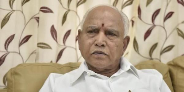 येदियुरप्पा ने जेडीएस-कांग्रेस गठबंधन सरकार से मांगा इस्तीफा