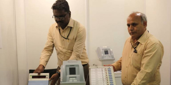 Madhya Pradesh Assembly Polls 2018: 2 petitions filed in HC over EVMs, VVPAT slips