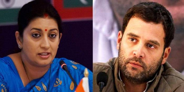 Rahul Gandhi Must Explain The 'Hindu in Him' First: Smriti Irani