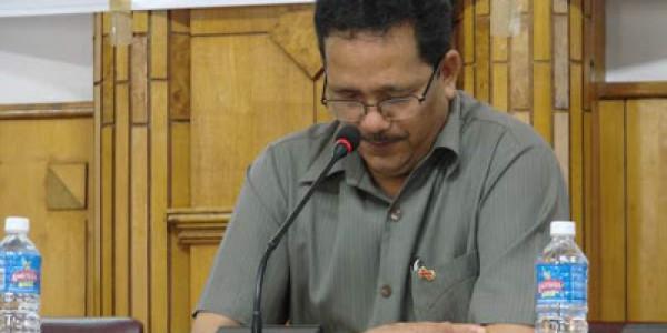 Lalrinliana Sailo officially hands over resignation letter to Speaker Hiphei