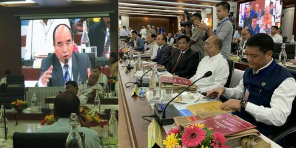 NE should not enter in the range of CAB, Mizoram CM urges Amit Shah NE should not enter in the range of CAB, Mizoram CM urges Amit Shah