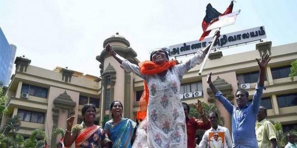 DMK stops Modi juggernaut from rolling into Tamil Nadu