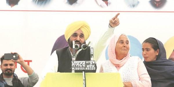AAP seeks alliance partner in Punjab, says talks on with BSP, SAD (Taksali)