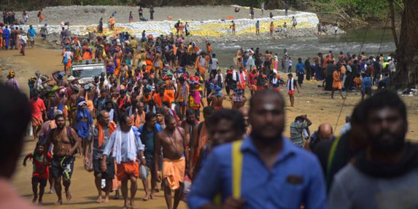 Sabarimala: Temple to reopen amid warning by Hindu organisations, prohibitory orders issued