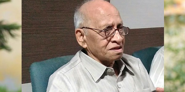 Mohan Ranade, Veteran Freedom Fighter Behind Goa Liberation Movement, Dies at 90