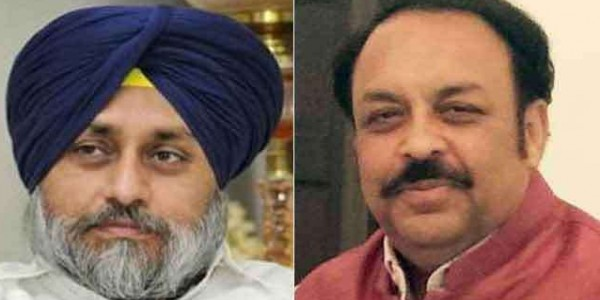 akali-dal-and-bjps-views-are-different-on-seat-sharing