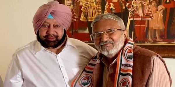 After Jagmeet Brar crosses over to SAD, his aide Moga ex-MLA Saathi returns to Congress