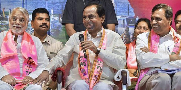 TRS commissions another study on its MLAs
