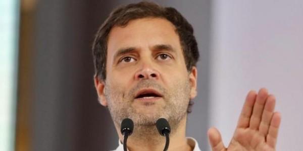 खीरी पहुंचे राहुल गांधी, बोले- कांग्रेस सरकार बनी तो अलग से पेश होगा किसान बजट