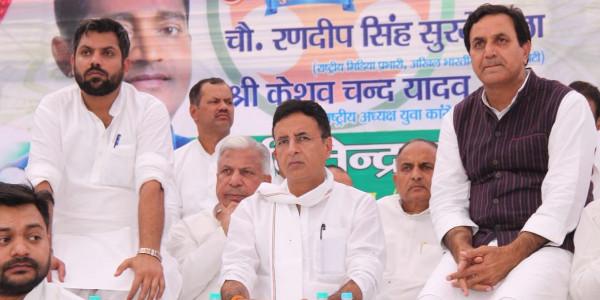 राहुल की मीडिया टीम में हरियाणा से छोक्कर और धन्तौड़ी