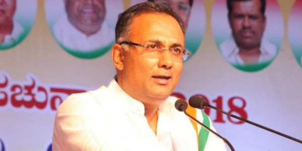 BJP conspiring to get President's rule imposed, says Dinesh Gundu Rao