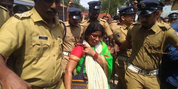 Sabarimala row: Two Kerala ministers lock horns with royal family over direction to priest