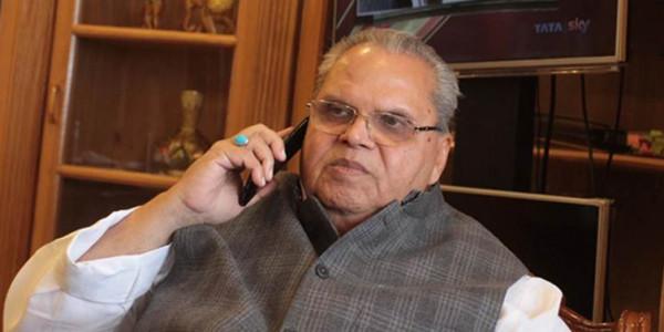 J&K: Governor Satya Pal Malik approves Rs 88,911 cr state budget for 2019-20